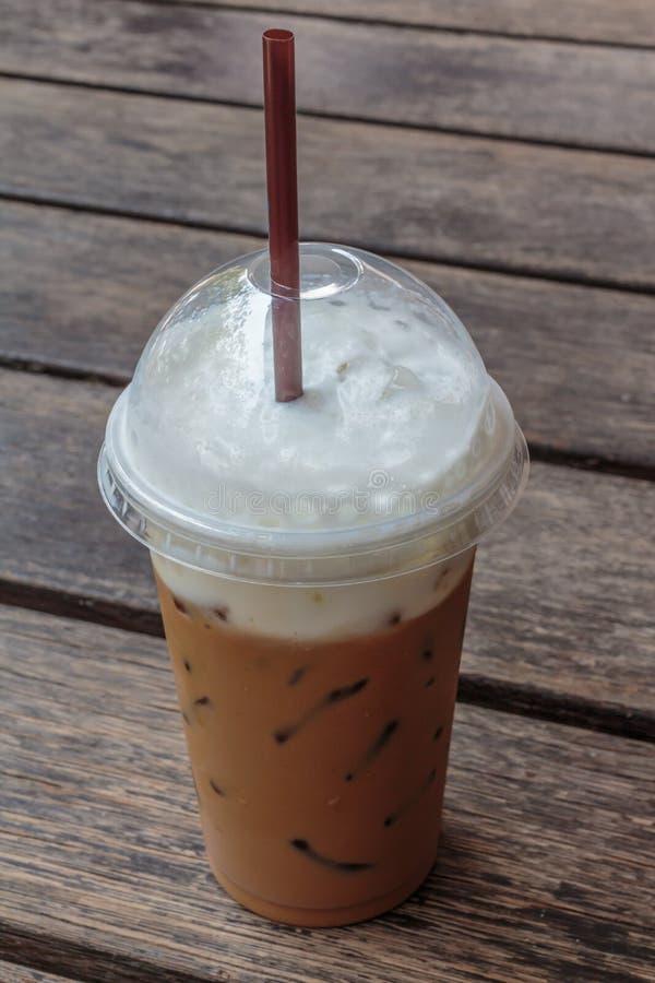 Café de hielo imágenes de archivo libres de regalías