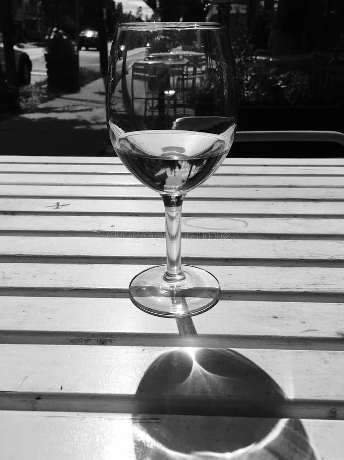 Café de la acera fotografía de archivo libre de regalías