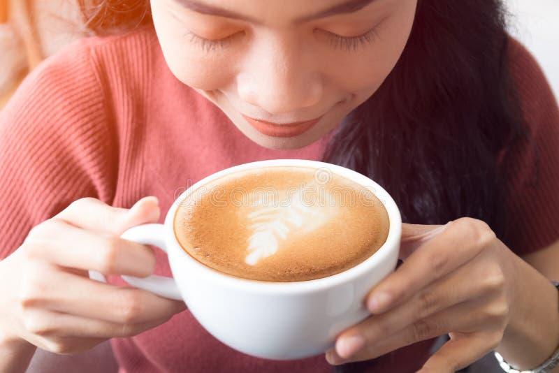 Café de la bebida imagenes de archivo