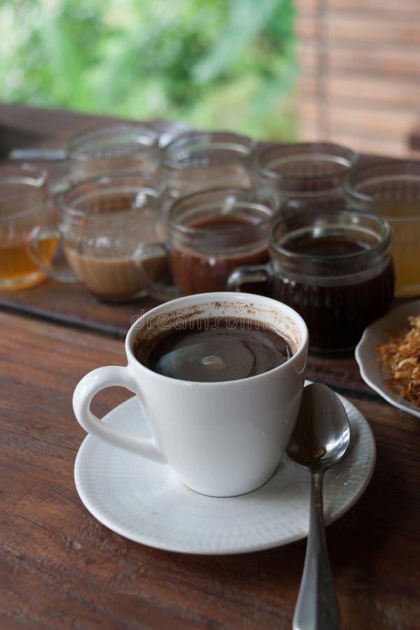 Café de la civeta del Balinese imagen de archivo libre de regalías