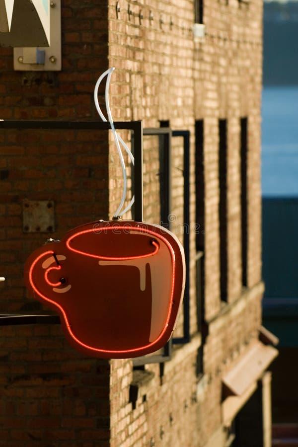 Café de la mañana imagen de archivo libre de regalías