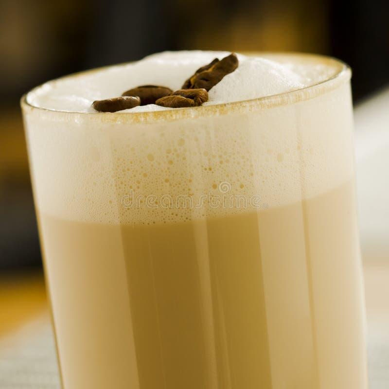 Café de lait images stock