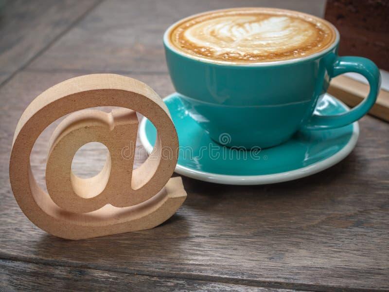 Café de Latte photographie stock libre de droits