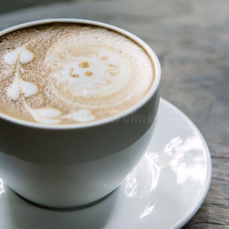 Café de Latte fotos de archivo libres de regalías