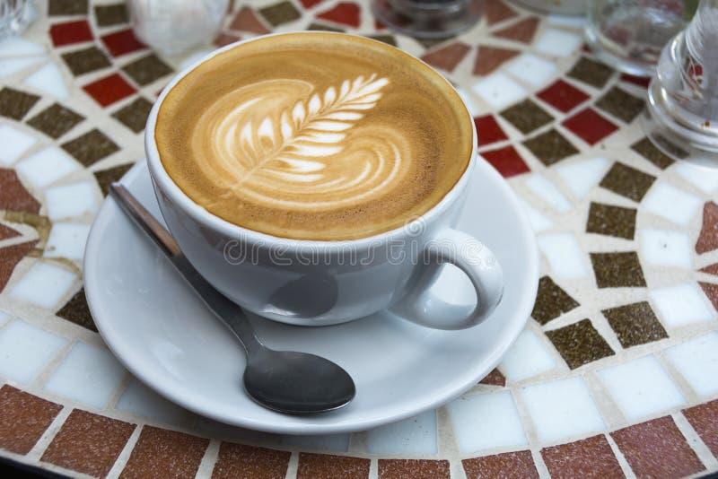Café de Latte imagem de stock