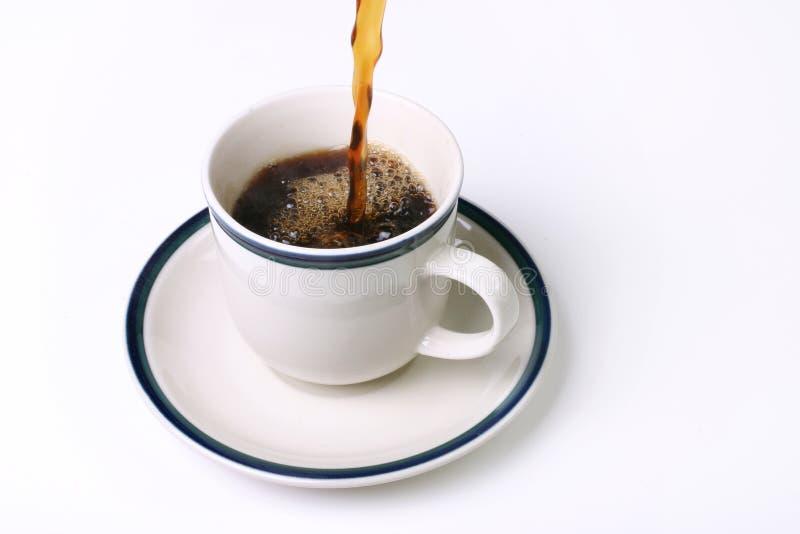 Café de matin photographie stock