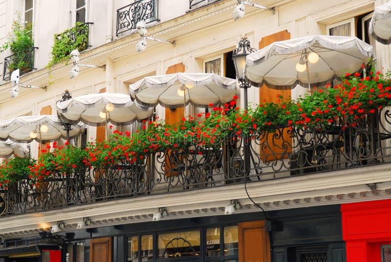 Café de Paris photo libre de droits
