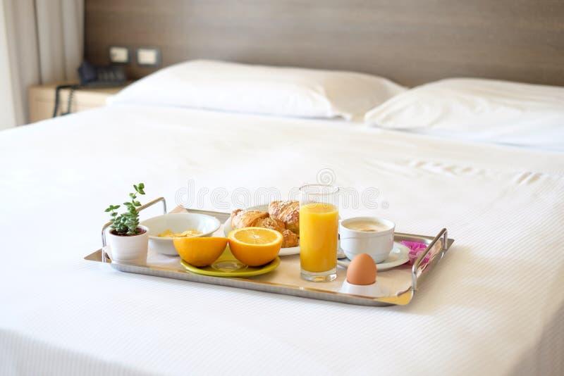 Café de petit déjeuner continental image libre de droits