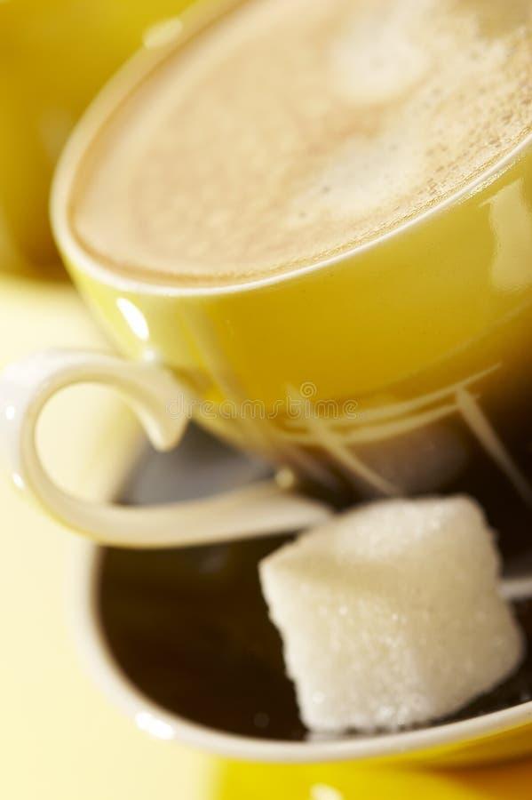 Café de Sun foto de stock royalty free