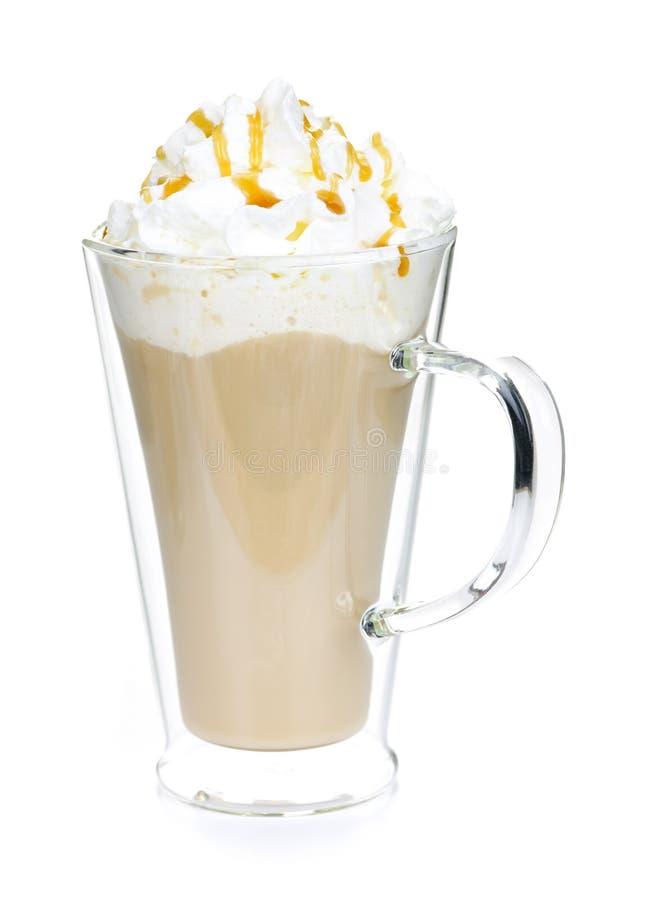 Café del latte de Caffe imágenes de archivo libres de regalías