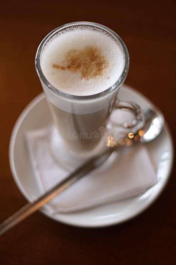 Café do café - Latte foto de stock