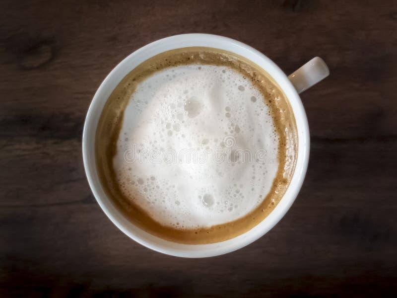 Café do cappuccino imagens de stock royalty free