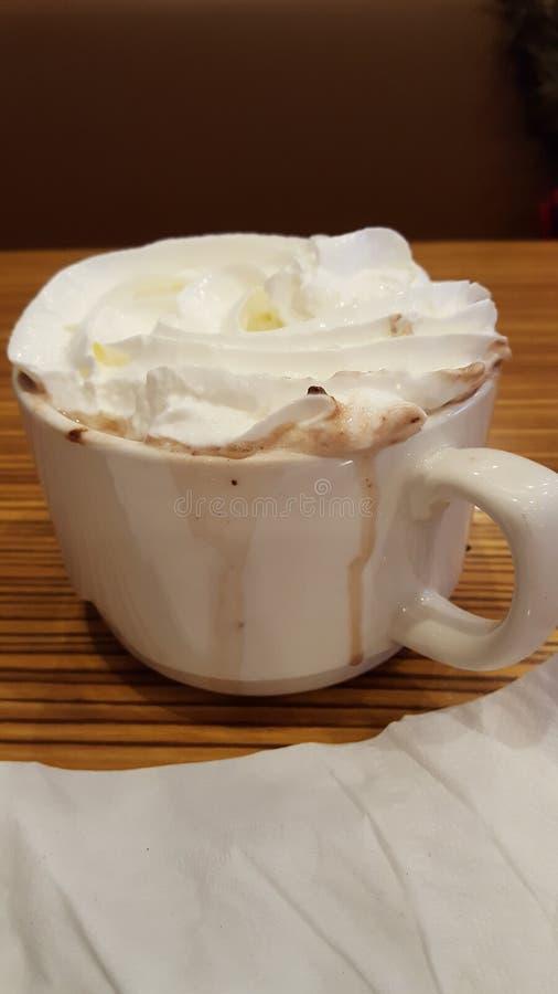 Café do copo o fotografia de stock royalty free
