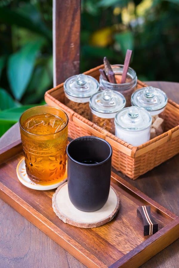 Café do gotejamento fotografia de stock royalty free