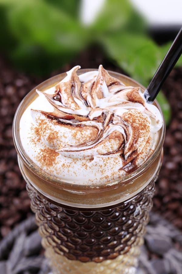 Café do licor foto de stock