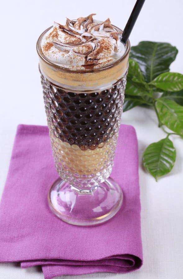 Café do licor fotografia de stock royalty free