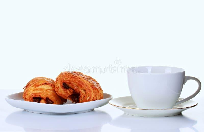 Café e bolo imagens de stock royalty free