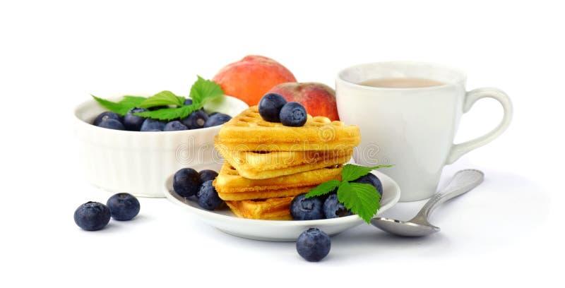 Café e canela no fundo branco seasoning spice Cinn fotografia de stock