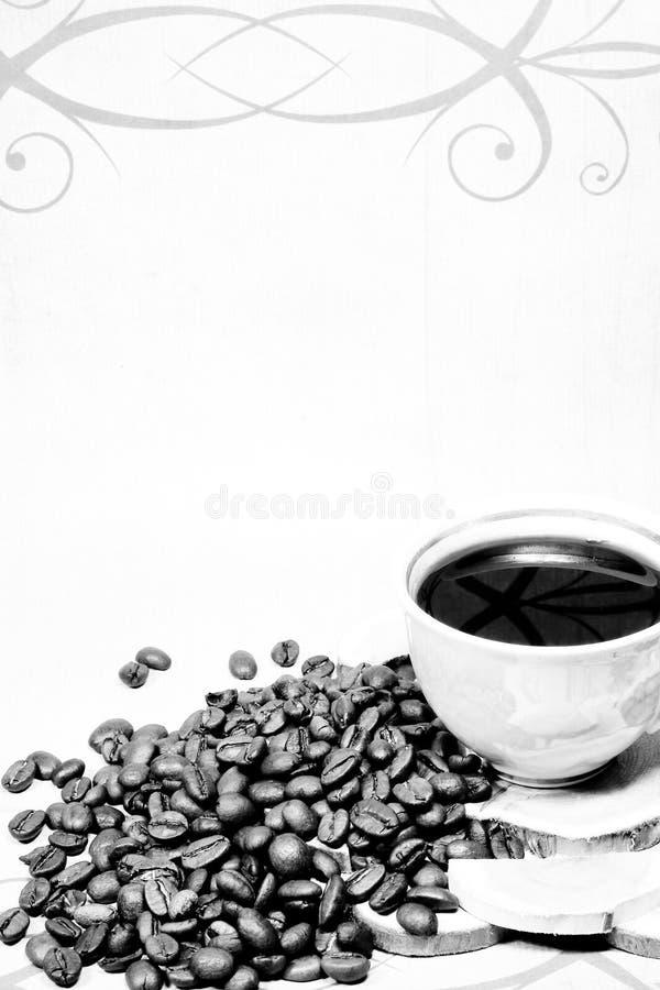 Download Café e copo Roasted foto de stock. Imagem de frescor - 12811476