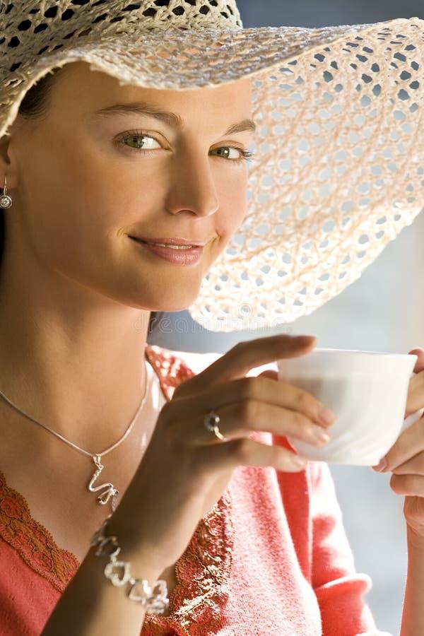 Café elegante imagens de stock royalty free
