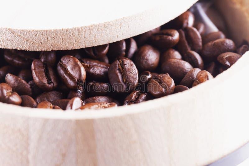 Café em um tambor imagem de stock