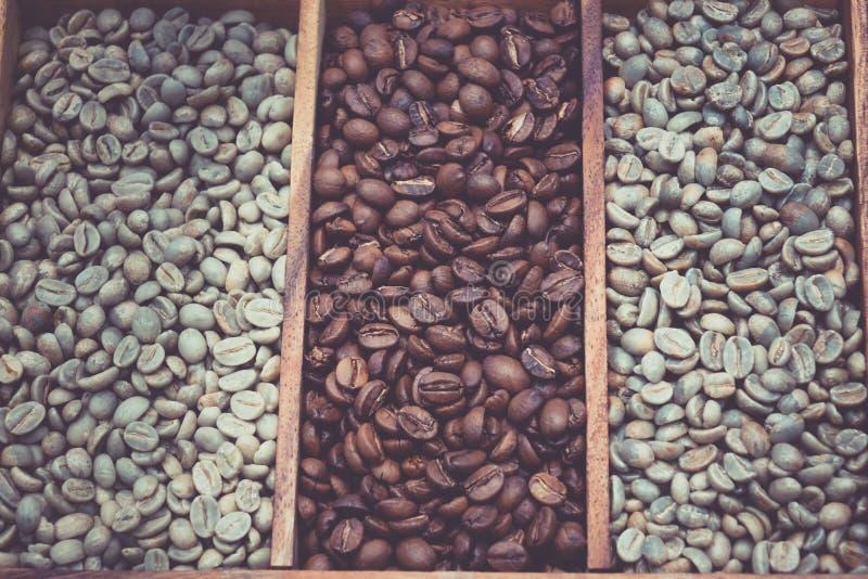 Café en la producción imagen de archivo