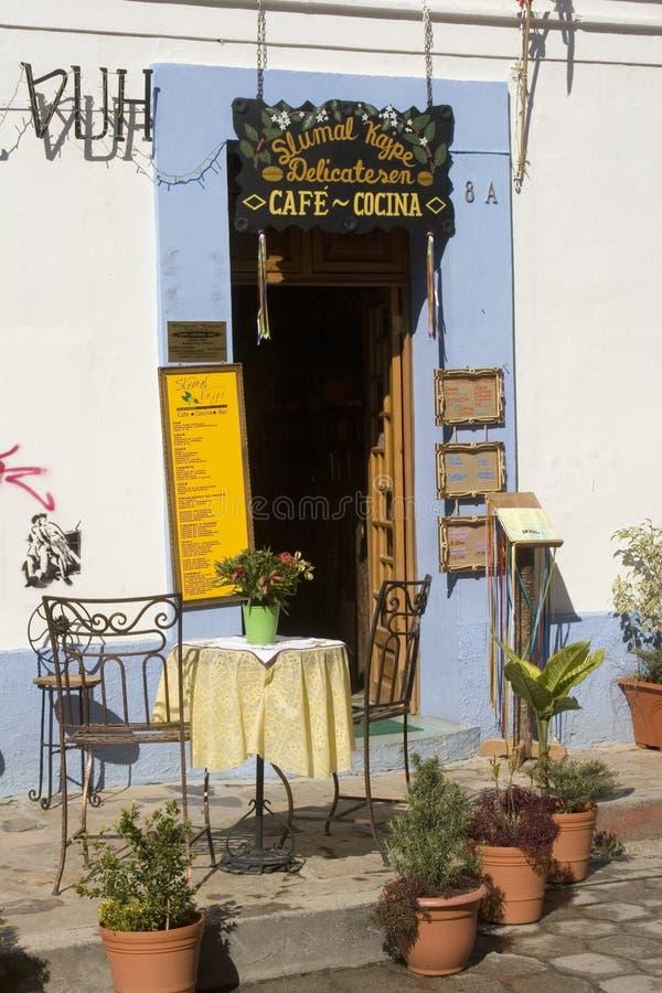 Café et cuisine photo stock