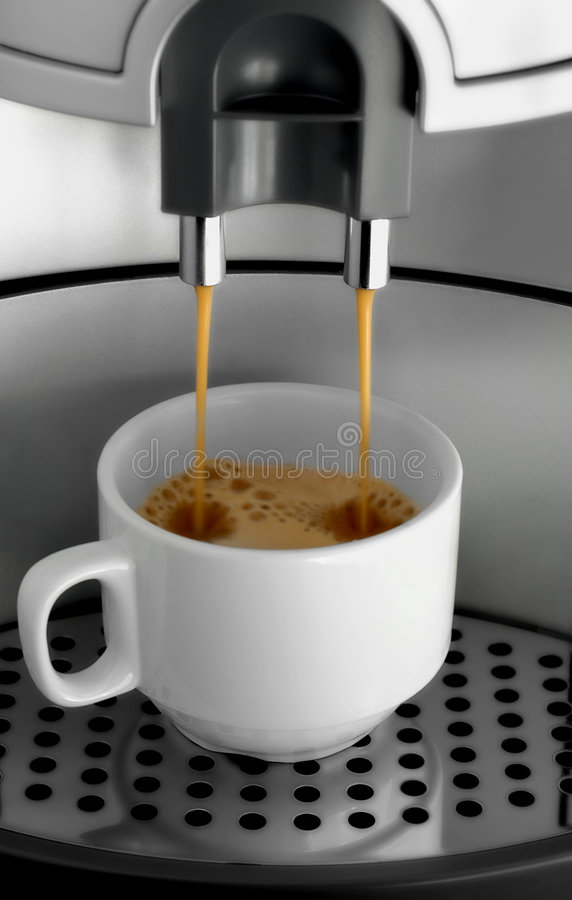 Café express images libres de droits