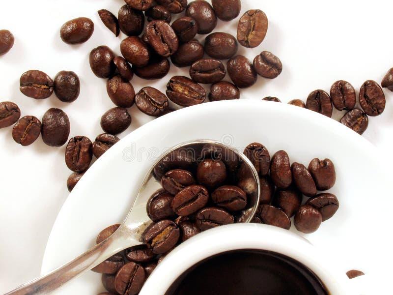 Café express cup3 photo stock