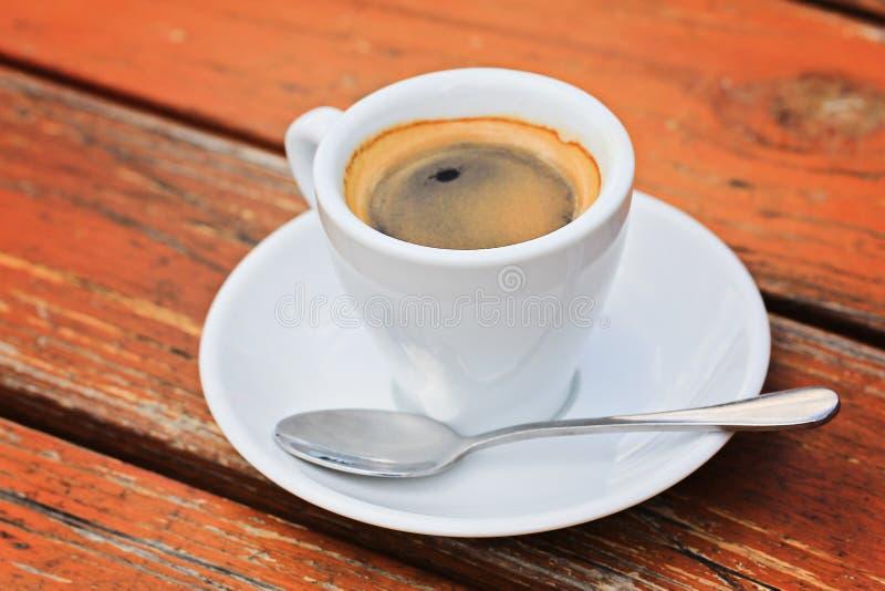Café express de café image libre de droits