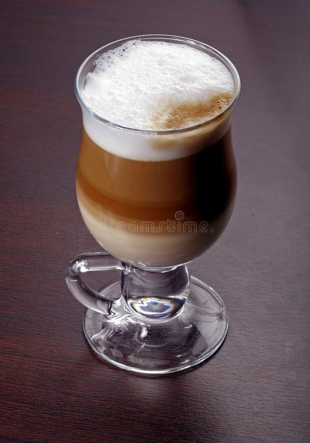 Café forte fotografia de stock