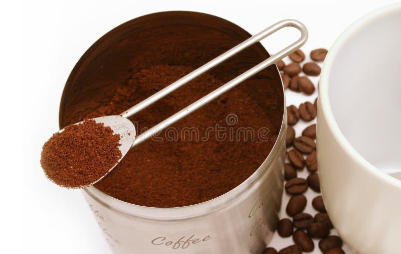 Café Fresco Imagem de Stock Royalty Free