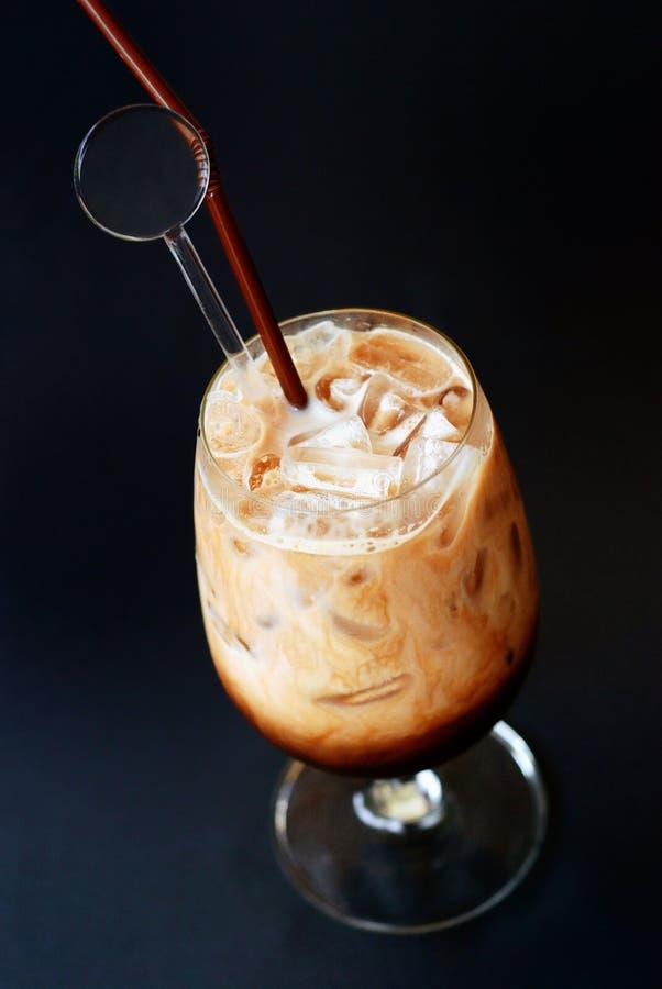 Café froid photos stock