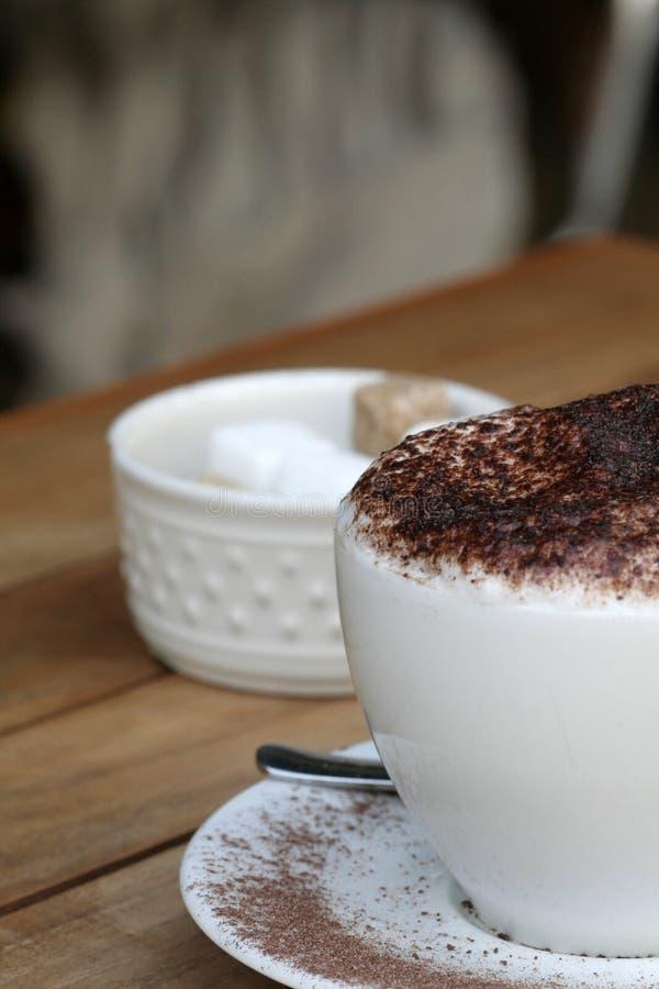 Café Frothy fotos de stock royalty free