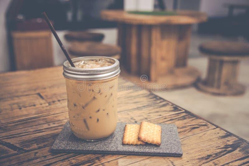 Café glacé frais images libres de droits