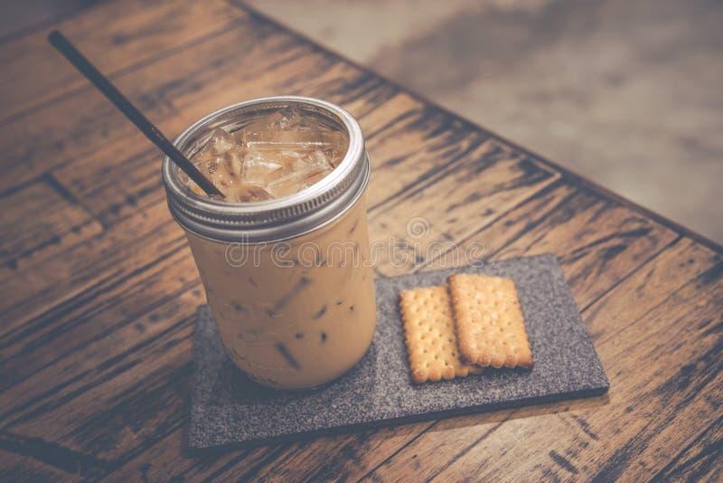 Café glacé frais photographie stock