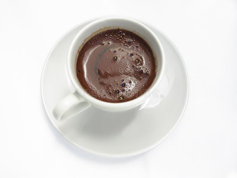 Café grego tradicional imagem de stock