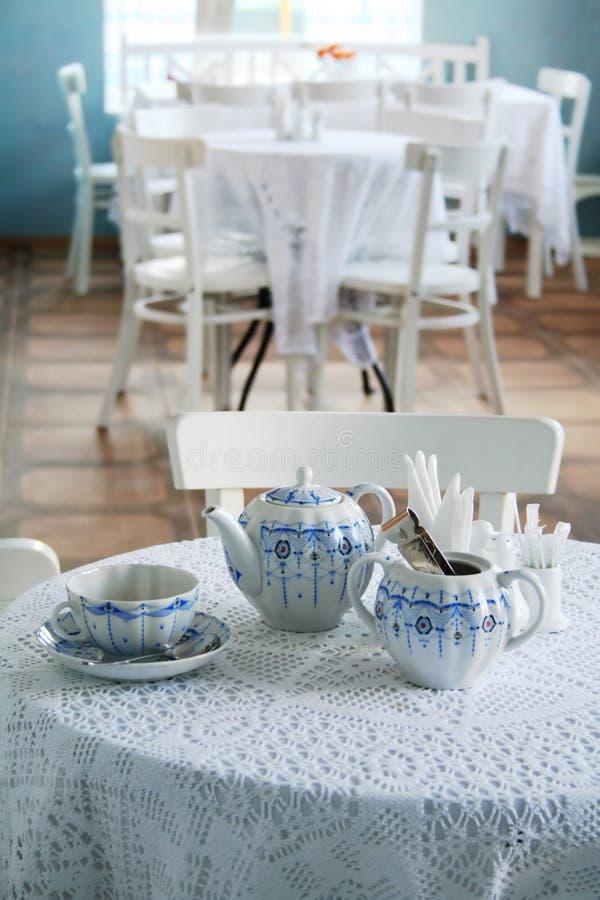 Café intérieur photos stock