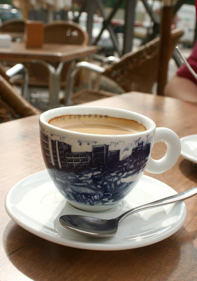 Café international 1 photographie stock libre de droits