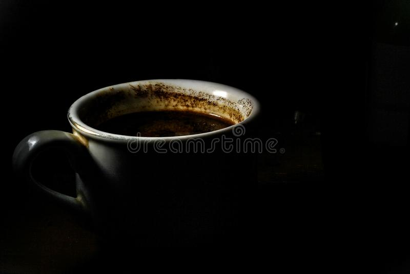 Café Kapal api imagem de stock royalty free