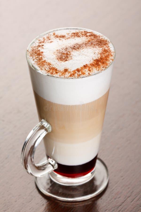 Café Latte imagem de stock royalty free