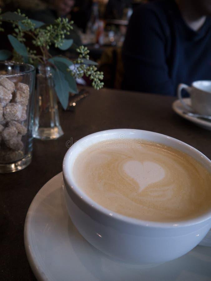 Café, Latte, Au Lait, cappuccino de Café image stock