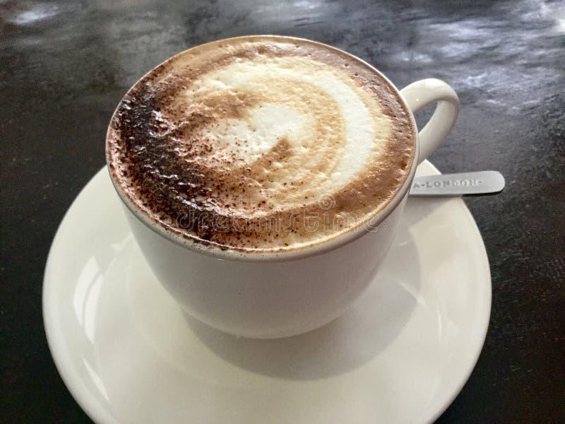 Café Latte Café clássico imagens de stock royalty free