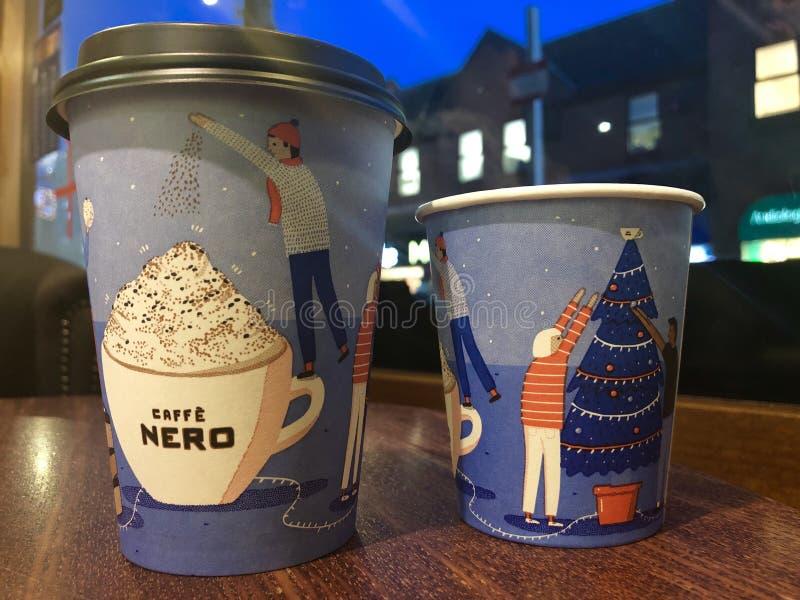 Café Nero foto de archivo
