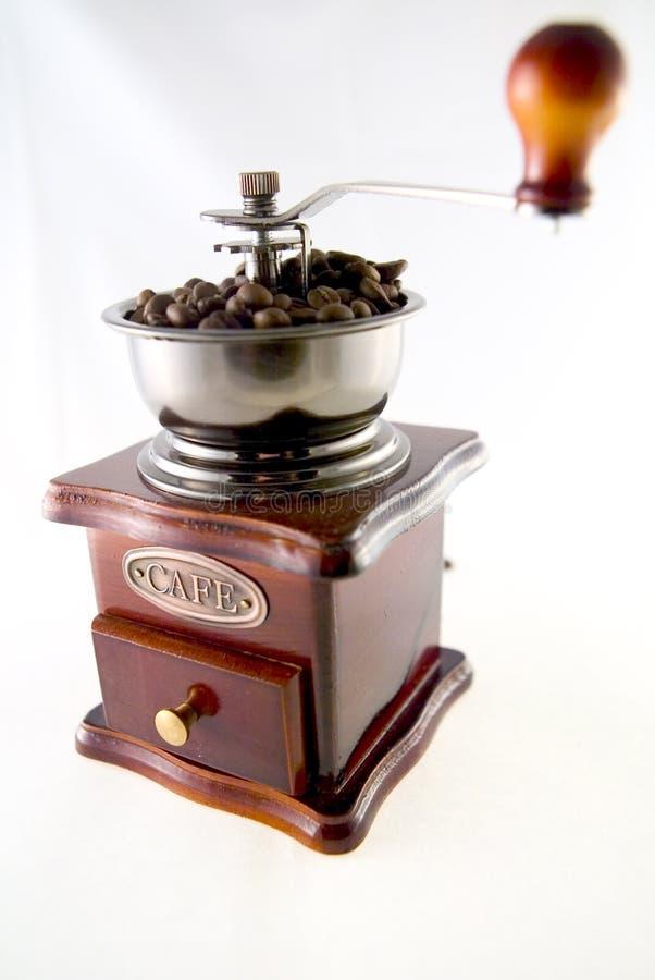 Café no moedor imagem de stock royalty free