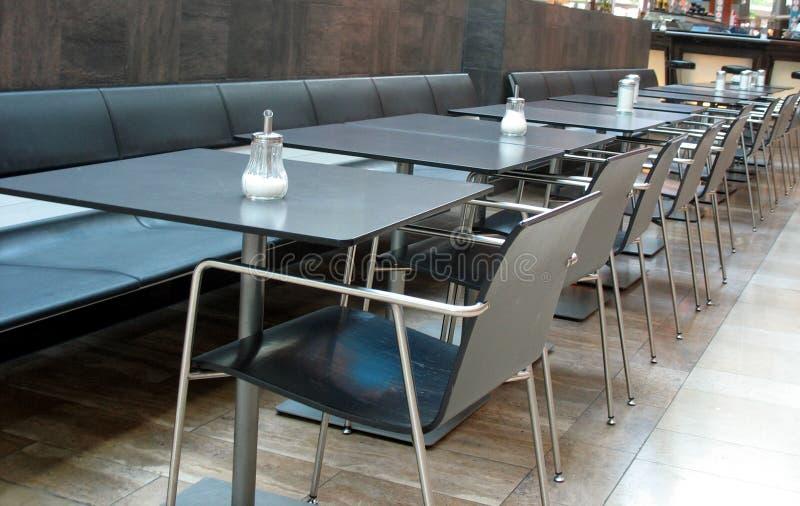 Café ou restaurant images libres de droits