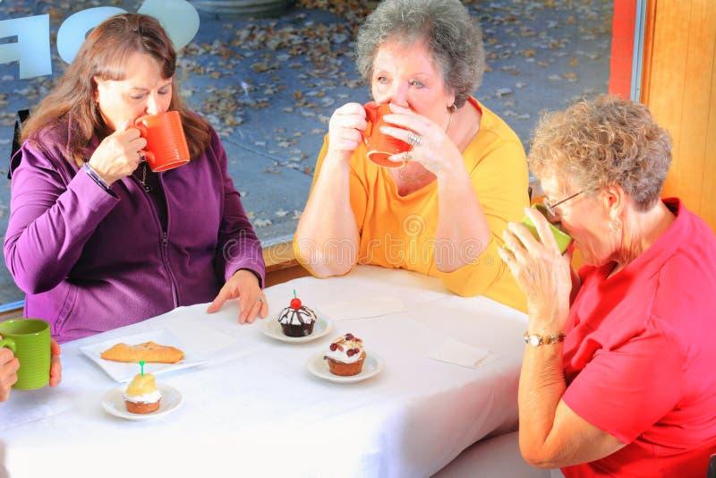 Café potable photographie stock