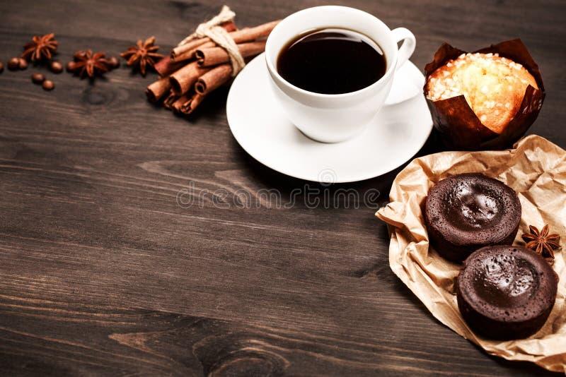 Café pour le petit déjeuner photo libre de droits