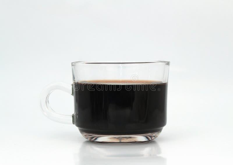 Café preto quente fotografia de stock royalty free