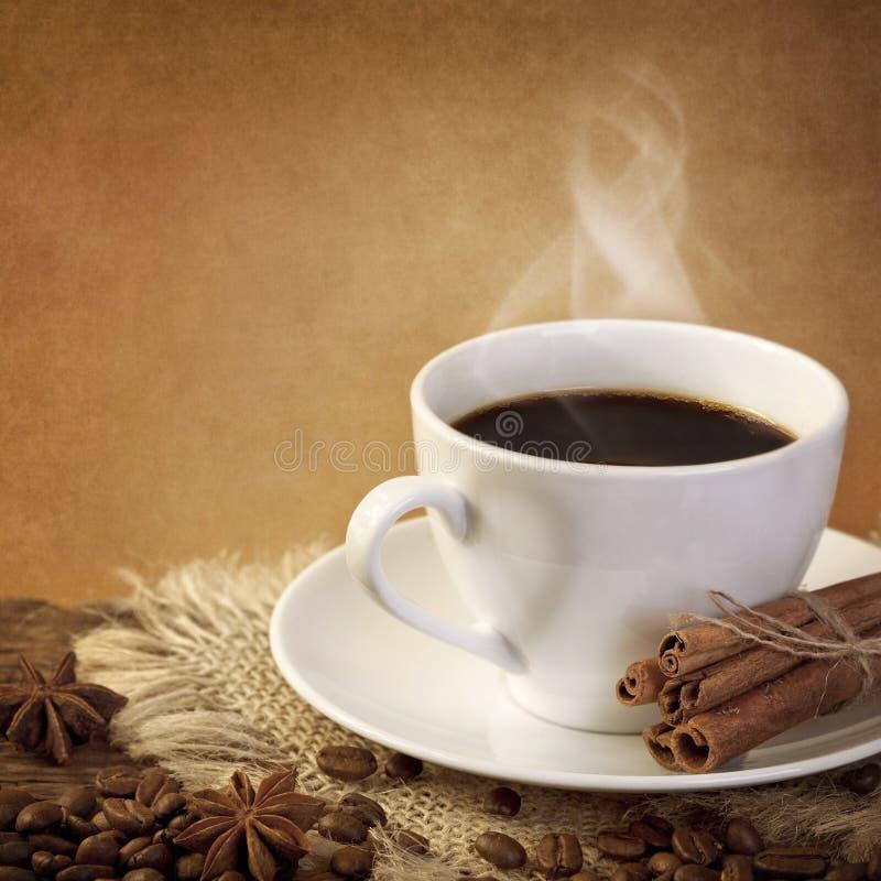Café quente imagens de stock